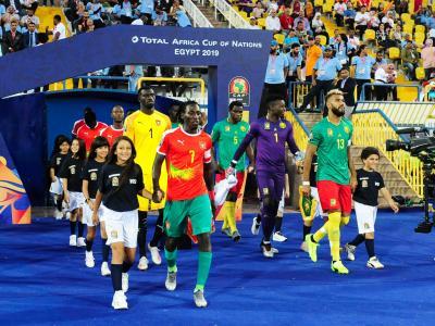 CAN 2019 : le résumé et les buts de Cameroun - Guinée-Bissau