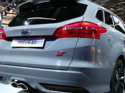 Mondial Auto 2014 : Ford Focus ST diesel
