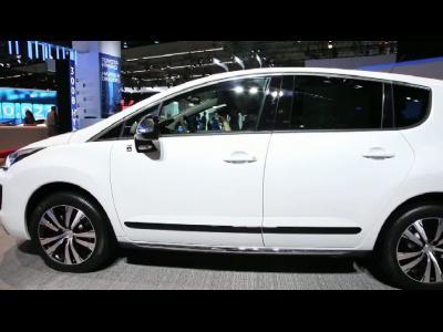 Francfort 2013 - Peugeot 3008 restylé