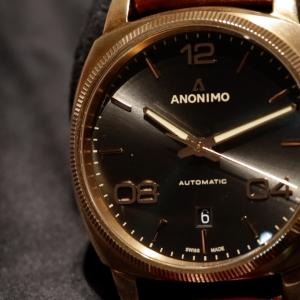 INSIDE BASELWORLD 2018 : ANONIMO