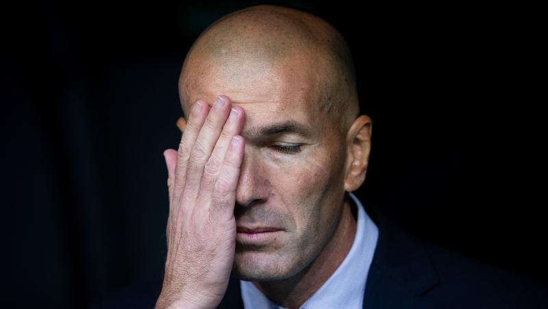 Real Madrid : le bilan de ZZ depuis son retour sur le banc