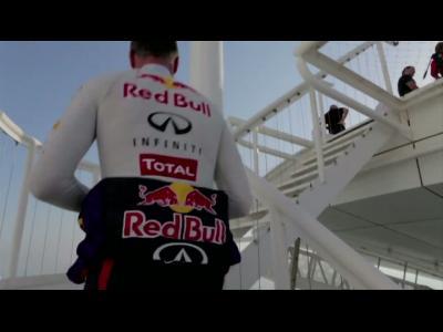 L'écurie Red Bull de Formule 1 fête son 4e sacre à Dubai