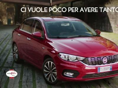 La nouvelle Fiat Tipo s'anime