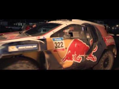 Dakar 2015: résumé vidéo de l'aventure Peugeot (Partie 2)
