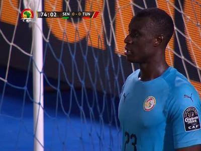 CAN 2019 / Sénégal - Tunisie : le pénalty manqué de Sassi