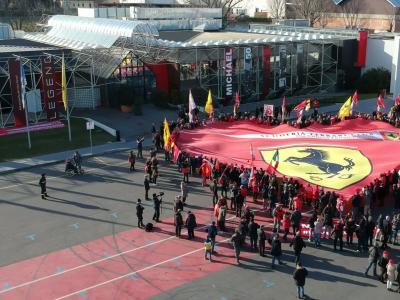 Michael 50 : l'expo hommage de Ferrari à Michael Schumacher