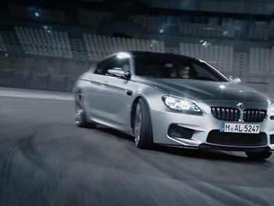 La BMW M6 se dévoile en vidéo sous toutes ses coutures