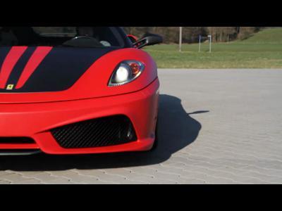 Novitec Rosso Ferrari Scuderia 777