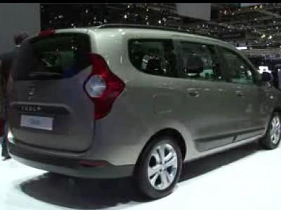 Genève 2012 : Dacia Lodgy