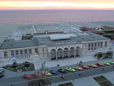 La Lamborghini Miura fête ses 50 ans