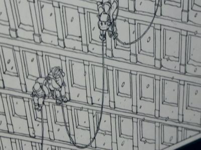 Culturetainment [S08E12] Marc-Antoine Mathieu : «Nous avons tous des couvertures qui nous ont marqués »