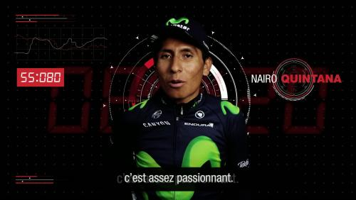 Le meilleur moment sur le Tour de France de Nairo Quintana