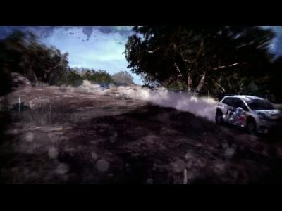 WRC 4 entre en piste