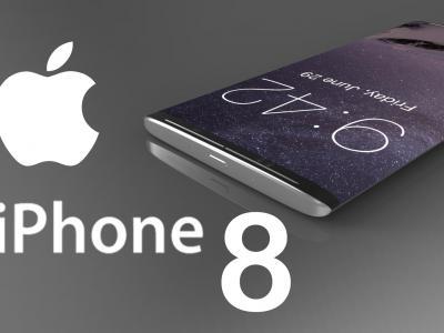 iPhone 8 : concept avec un tout nouveau design par le site Techconfigurations
