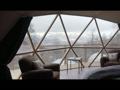 """Fugu Hospitality - des Dômes """"hôtels"""" en plein air, sur-mesure et polyvalents"""
