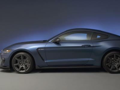 Detroit 2015: la Ford Mustang GT350R n'est pas pour nous