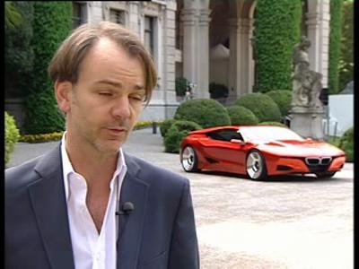 BMW M1 interview Adrian van Hooydonk
