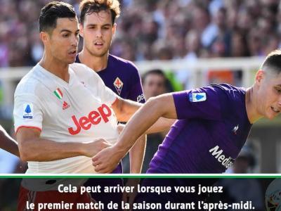 """Juventus : Sarri """"Nous ne méritions pas de gagner ce match"""""""