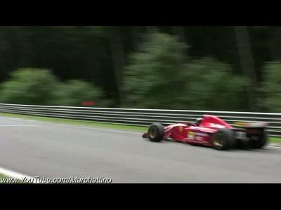 Les sons de Formule 1, du V6 au V12