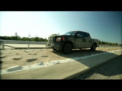 Comment Ford torture son F-150 avant de le commercialiser