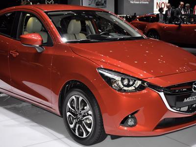 Genève 2015 | Mazda 2
