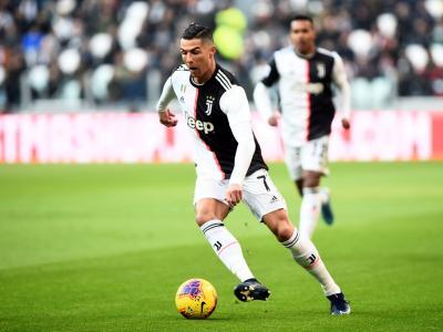 Juventus Turin : Ronaldo, un but de filou pour débuter 2020