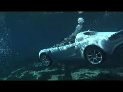 Rinspeed sQuba : auto amphibie