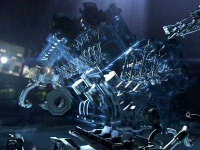 La Mercedes-AMG GT dévoile officiellement son moteur