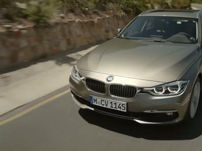 La nouvelle BMW Série 3 se montre en vidéo