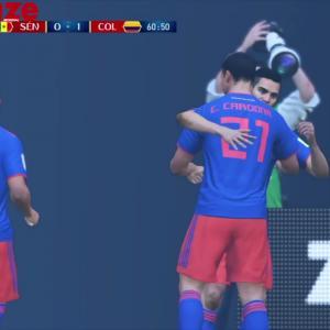 Sénégal - Colombie : notre simulation sur FIFA 18
