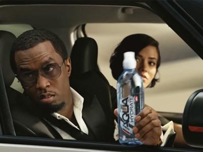 Après Jennifer Lopez, Puff Daddy en pince pour la Fiat 500L Living