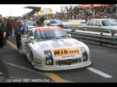 Mazda fête le sport automobile (partie 1)