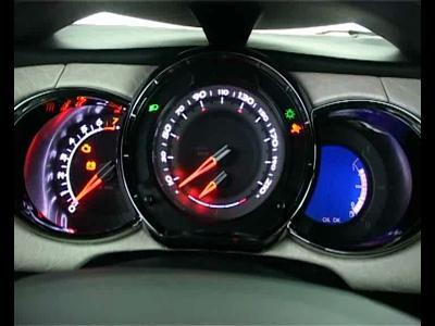 Exclusif : A bord du concept Citroën DS Inside