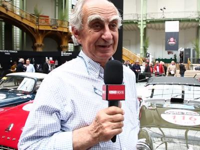 Tour Auto 2019 : Rencontre en vidéo avec un propriétaire de Triumph TR2