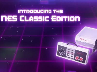 Nintendo NES Mini : trailer de la réédition de la console de Big N