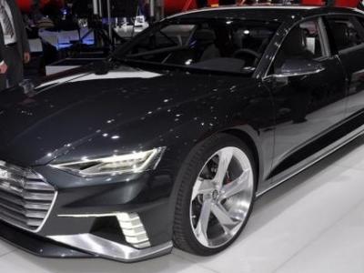 Genève 2015 | Audi Prologue Avant