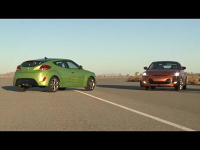 Détroit 2011 : Hyundai Veloster