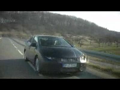La nouvelle Honda Civic sera à Francfort 2011