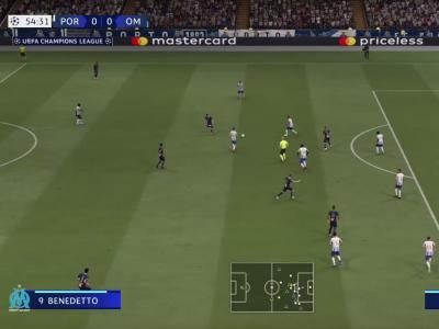 FC Porto - OM : notre simulation FIFA 21 (3ème journée - Ligue des Champions)