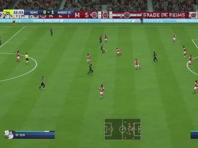 Reims - Amiens : notre simulation FIFA 20 (L1 - 36e journée)