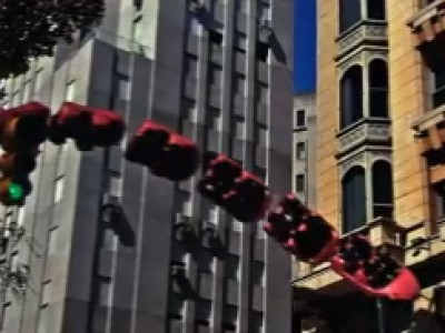 Buenos Aires transformé en Grand Huit