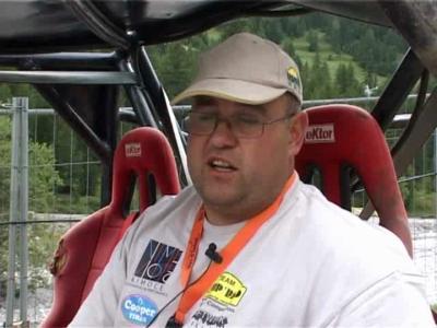 Val d'Isère 2008 : le Toyo-Jeep !
