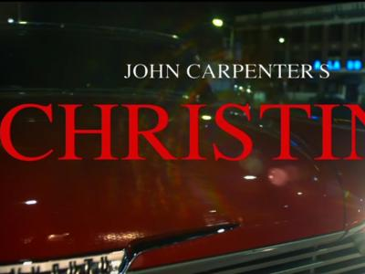 John Carpenter - Christine