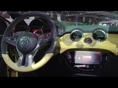 Opel Adam - Mondial 2012