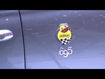 Genève 2011 : Abarth 695 Tributo Ferrari