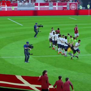 Danemark - France : notre simulation sur FIFA 18