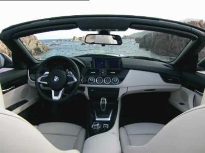 Reportage BMW Z4