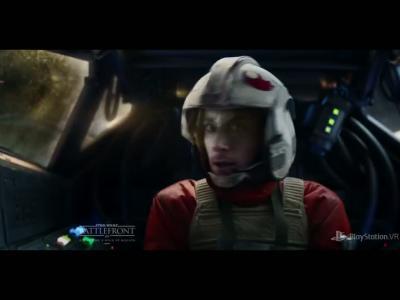 Star Wars Battlefront Rogue One : X-Wing Mission VR - le trailer officiel
