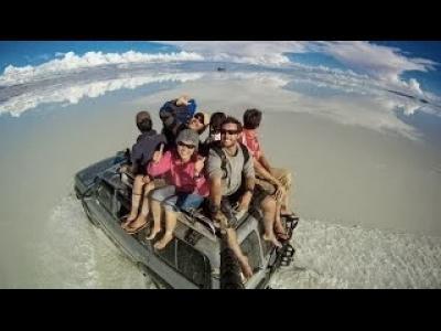 Tour du monde avec une GoPro