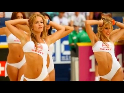 Les Seat Girls promotion 2011